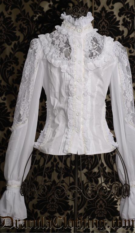 Edward hálószobája Pearl-blouse