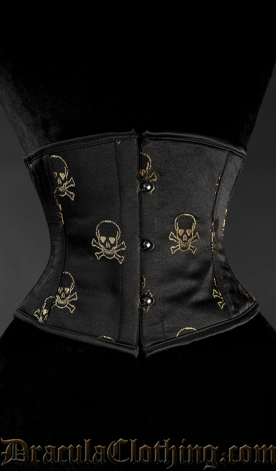 Gold Jolly Waist Cincher