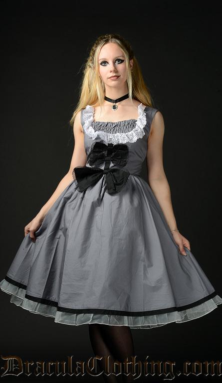 Alice Dress Grey