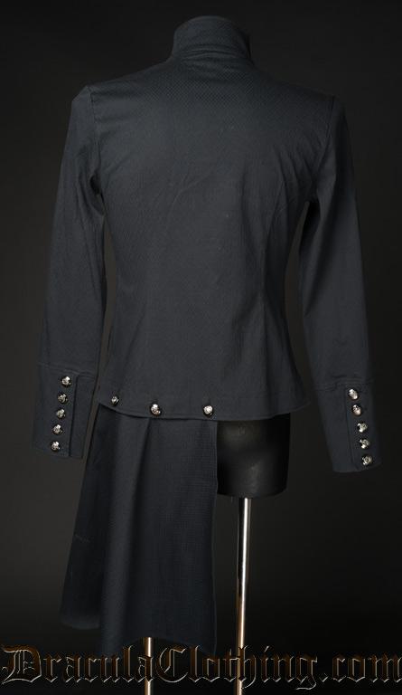 Black Japanese Shirt