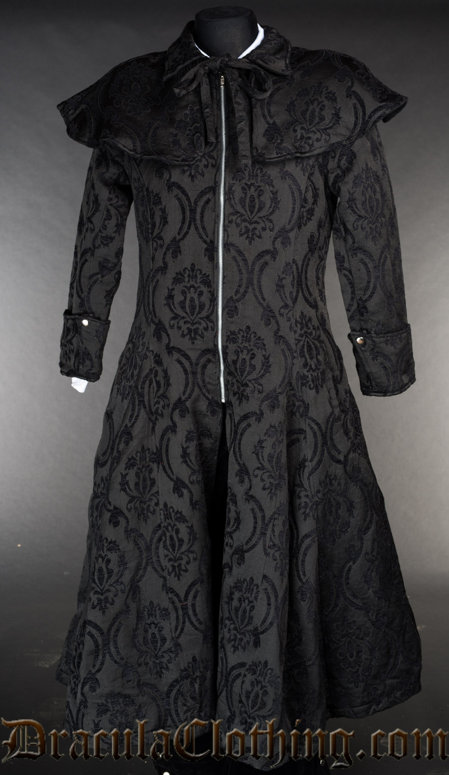 Brocade Hellsing Coat Fleece Lining