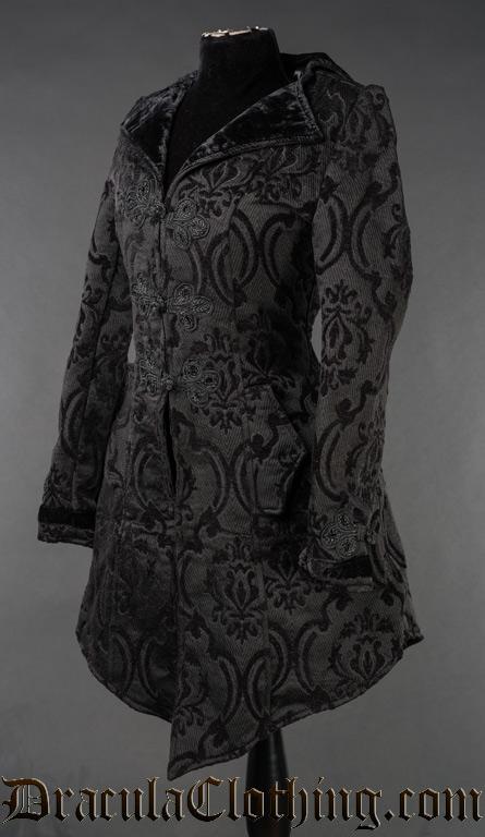 Brocade Ives Coat