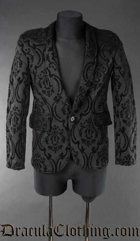 Brocade Suit Jacket