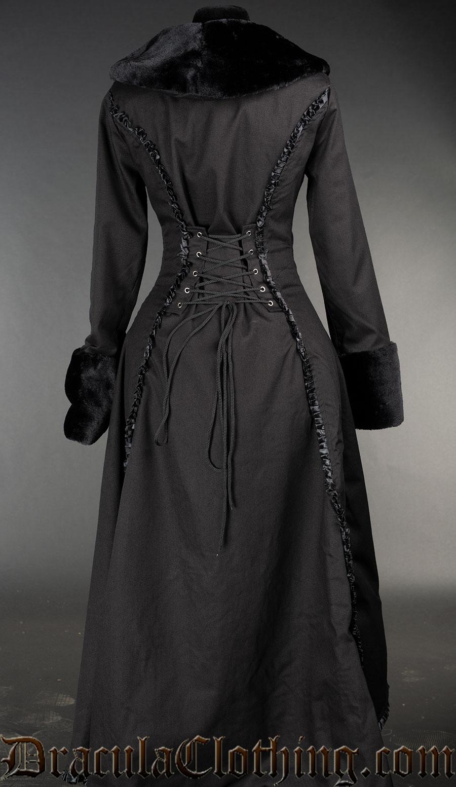 Cotton Evil Princess Coat