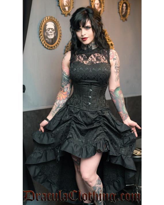 Bat Bustle Dress