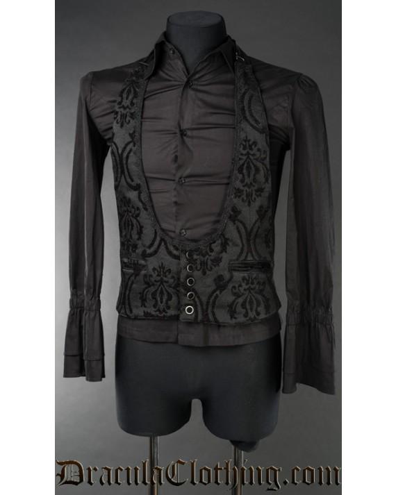 Black Royal Waistcoat