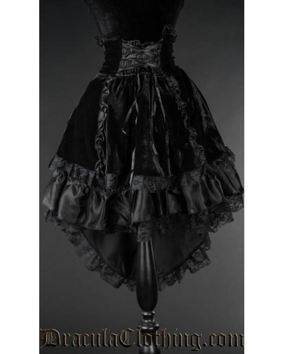 Black Velvet EGL Skirt