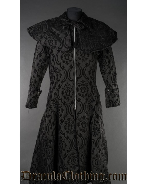 Brocade Hellsing Coat