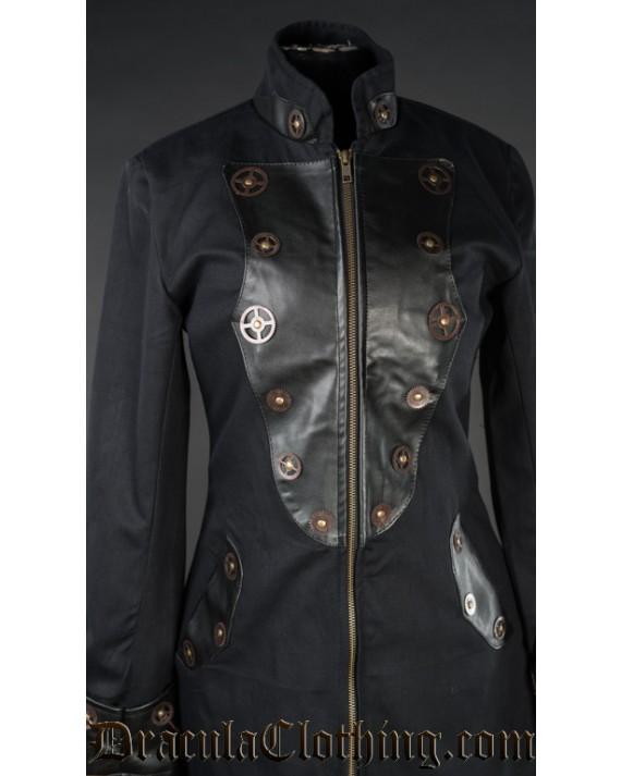 Cogwheel Coat