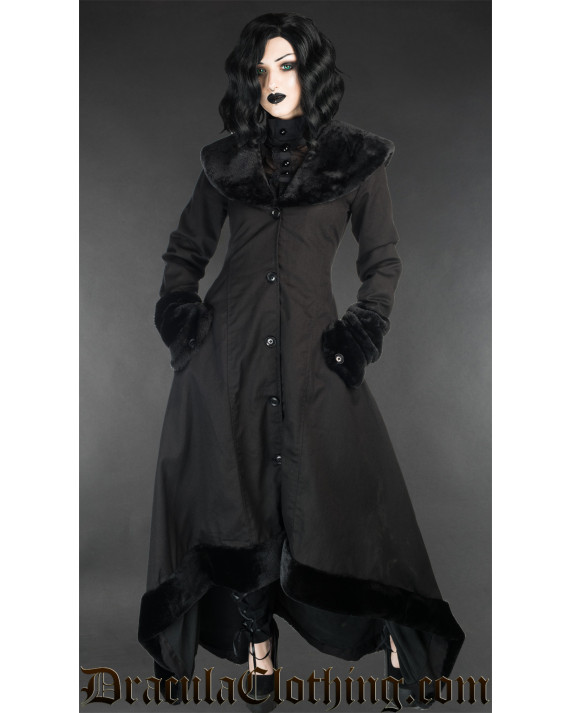 Cotton Pocket Winter Coat