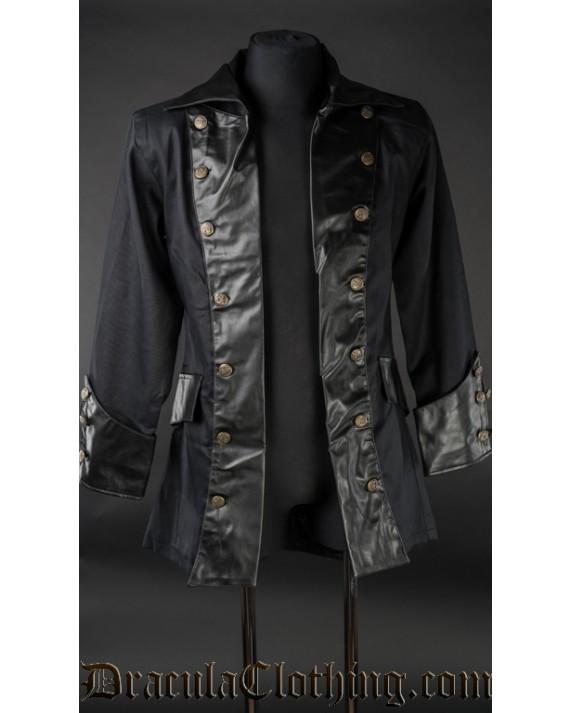 Dieselpunk Pirate Jacket
