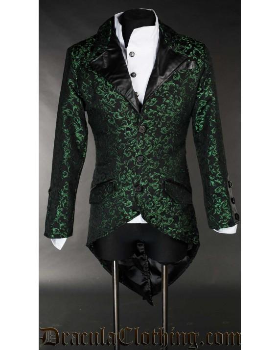 Emerald Tailcoat