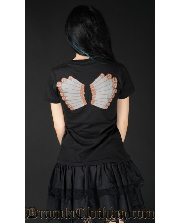 Gear Wings T-Shirt