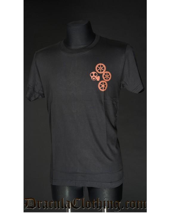 Steampunk Gentleman T-Shirt