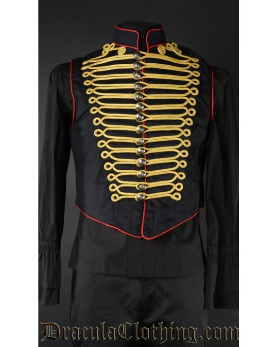 Gold Parade Vest