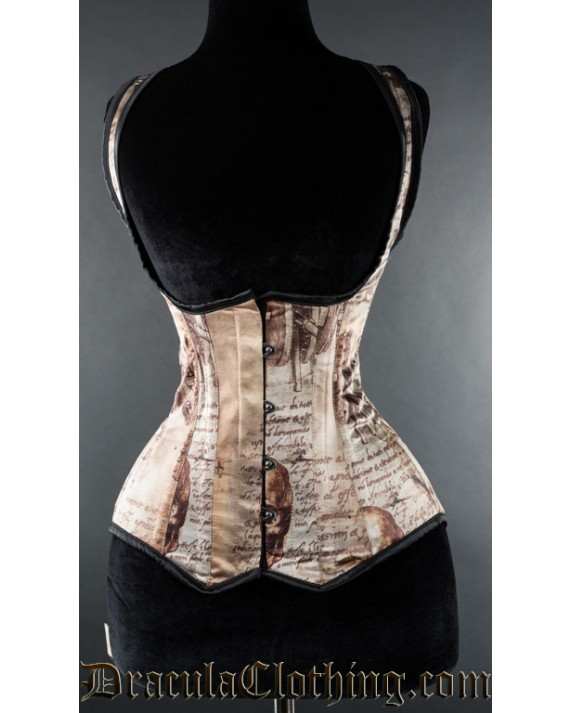 Leonardo Invention Shoulder Corset