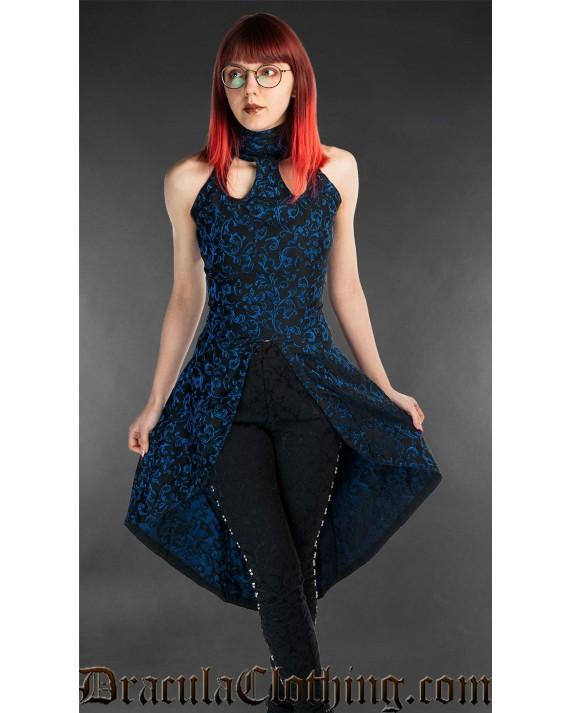 Sapphire Flow Dress