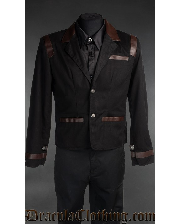 Steampunk Edison Jacket