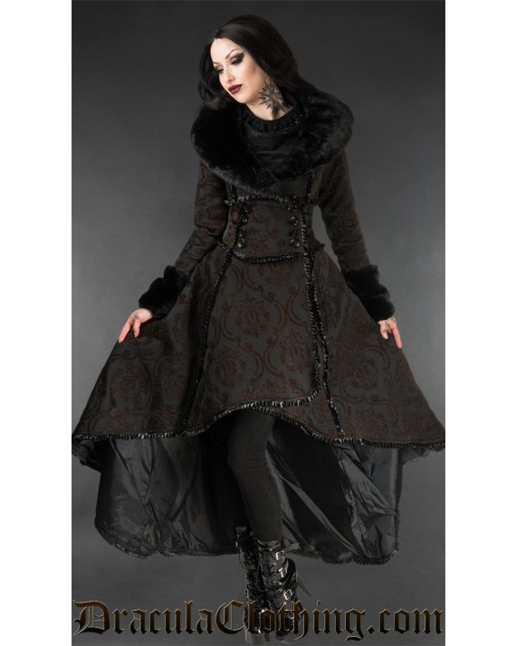 Steampunk Evil Queen Coat