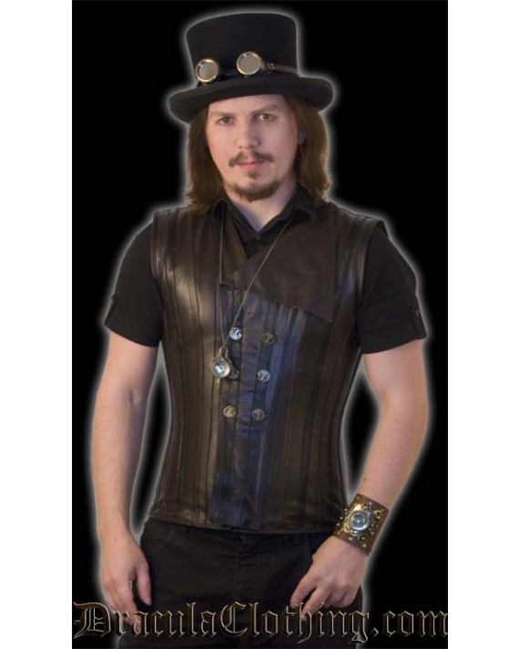 Steampunk Male Corset