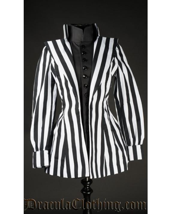 Striped Countess Jacket