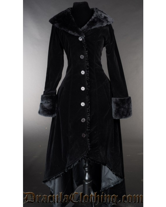 Velvet Evil Princess Coat