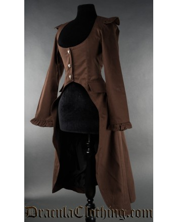 Steampunk EGA Coat