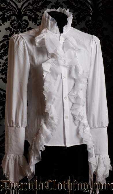 White Aristocrat Shirt