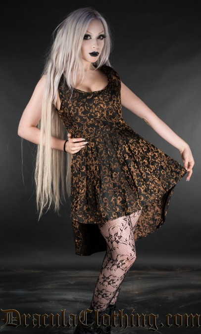 Axinite Dress