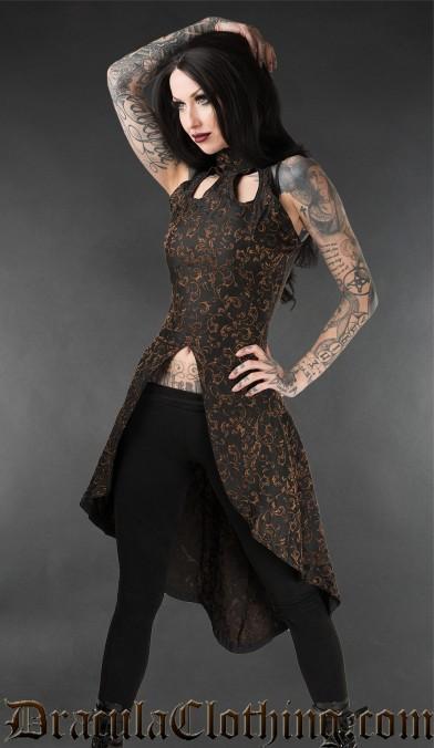 Axinite Flow Dress
