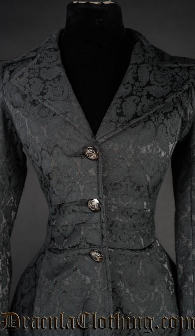Baronetess Brocade Coat