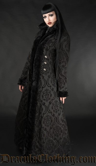 Shieldmaiden Coat