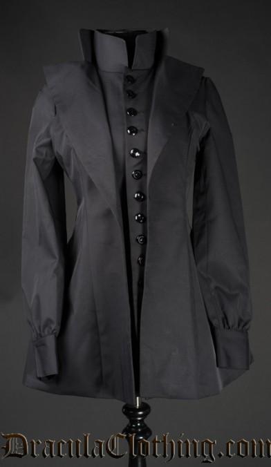 Black Countess Jacket