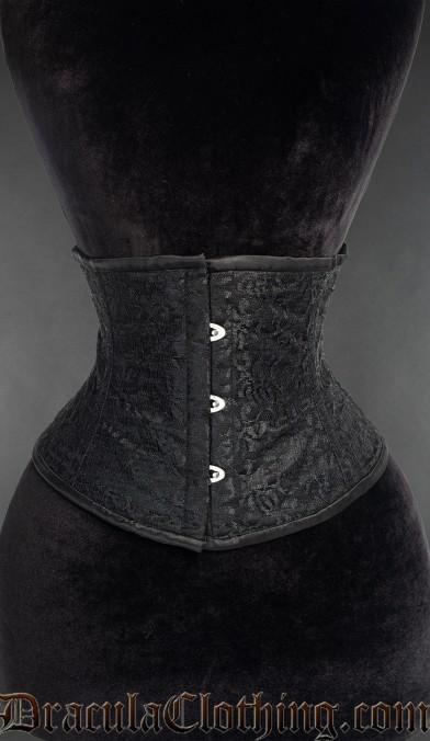 Black Lace Waist Cincher