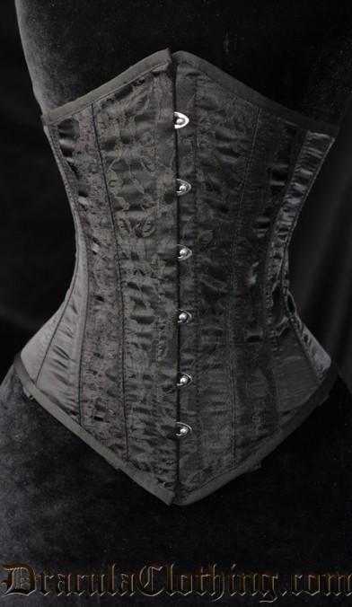 Black Lacie Corset