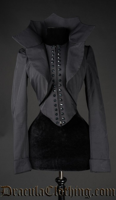 Black Evil Queen Jacket