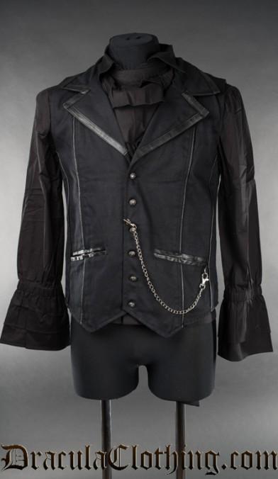 Black Tesla Vest