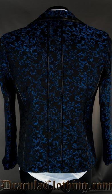 Sapphire Tesla Jacket