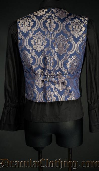 Blue Royal Vest