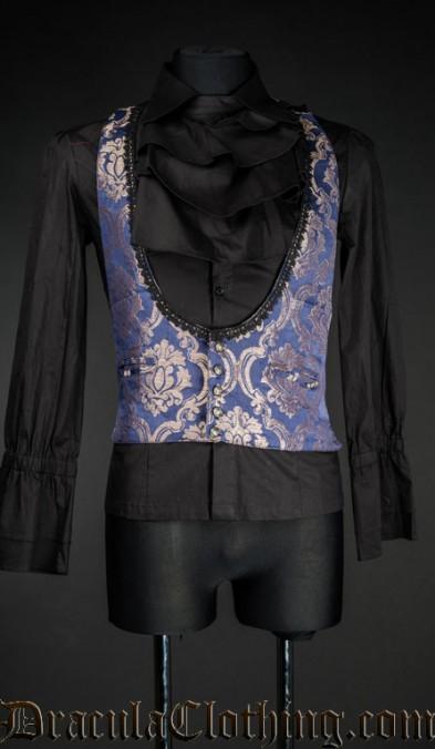 Blue Royal Waistcoat