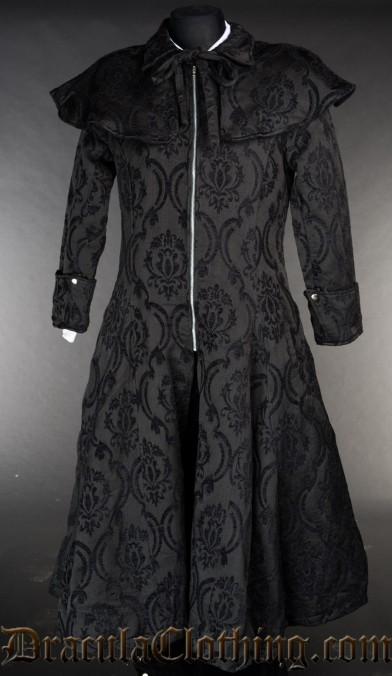 Brocade Hellsing Coat Fleece Lining