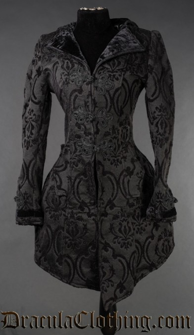 Brocade Ives Coat