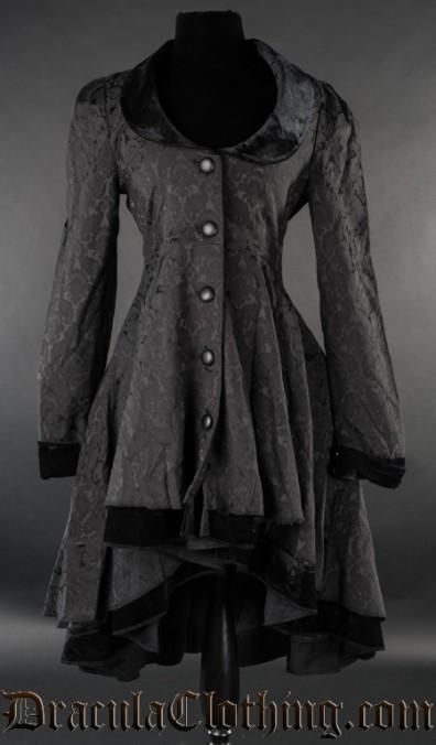 Brocade Victorian Coat