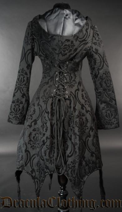 Brocade Witch Coat