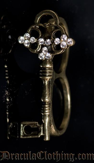 Bronze Key Ring