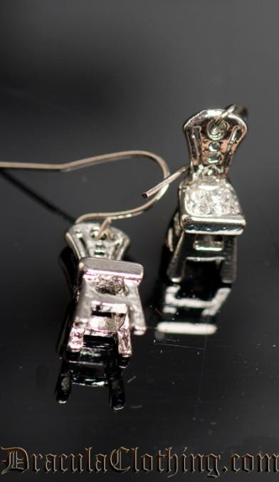 Chair Earrings
