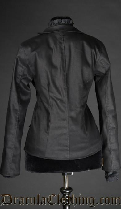 Corporate Gothic Zipper Jacket