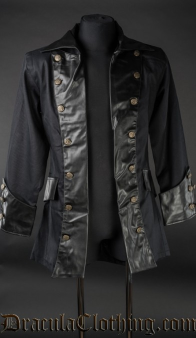 Dieselpunk Pirate Jacket