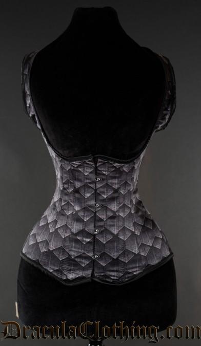 Dragon Shoulder Corset