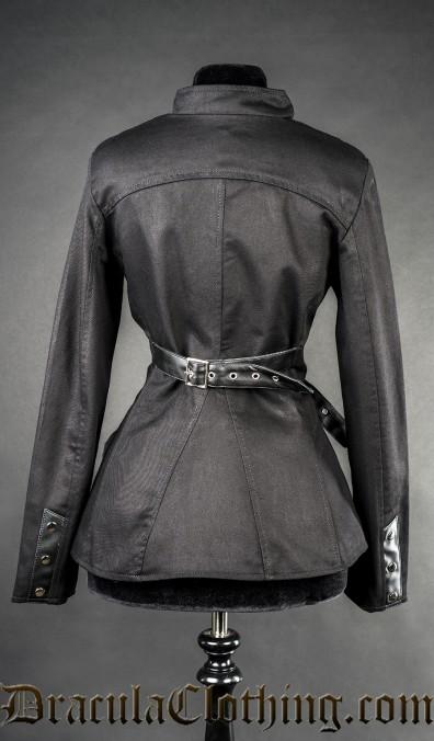 Black Vendetta Jacket